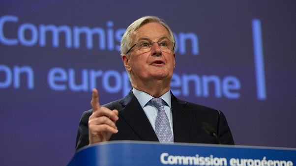 """EU-Verhandler Barnier: """"Niemand stellt die Unabhängigkeit Großbritanniens in Frage"""""""