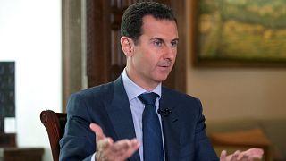 Suriye Devlet Başkanı Beşşar Esad