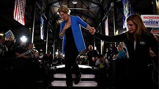 الیزابت وارن از کارزار انتخابات آمریکا انصراف میدهد
