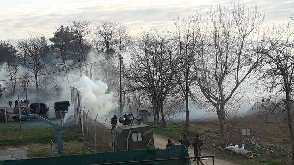 Έβρος: Νέα επεισόδια στις Καστανιές