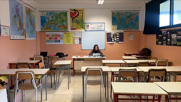 Coronavirus e scuola: c'è l' e-learning ma qualcuno rimpiange i compagni...