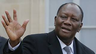 رئيس ساحل العاج الحسن واتارا