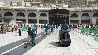 Suudi Arabistan'da koronavirüs salgını