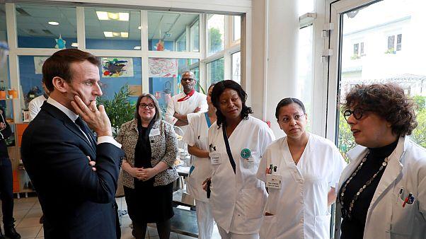 احتكار الأقنعة الطبية الواقية مع انتشار فيروس كورونا الجديد في فرنسا