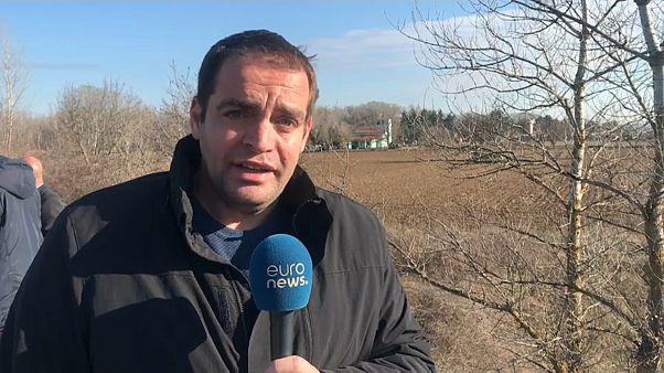 Giannis Karagiorgas, a Euronews na linha de fronteira entre a Grécia e a Turquia