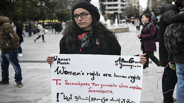 حقوق المرأة