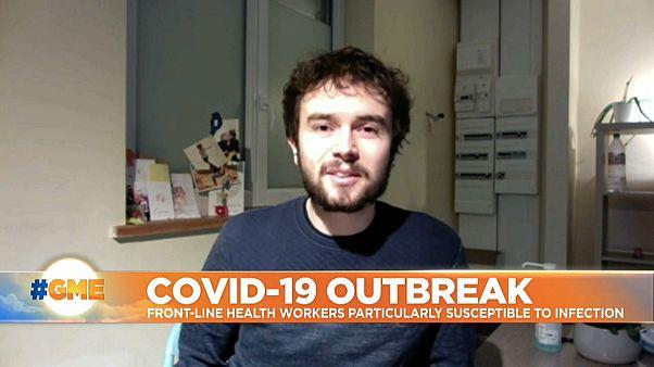 """Arzt in Quarantäne: """"Meine Kinder erschöpfen mich mehr als das Coronavirus"""""""