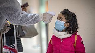 Koronavirüs testi