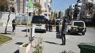 Several injured after blast near American embassy in Tunis: local police
