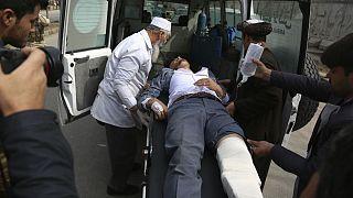 حمله خونین به مراسم یادبود عبدالعلی مزاری در کابل؛ داعش مسئولیت را پذیرفت