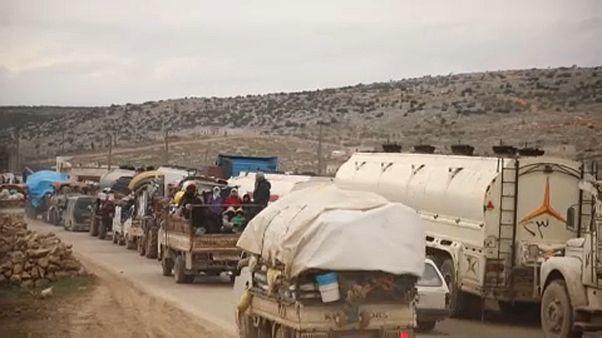 Ue: bene il cessate il fuoco in Siria, adesso gli aiuti gli sfollati