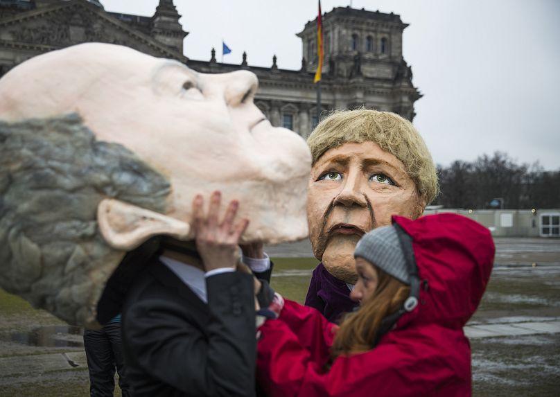 ODD ANDERSEN/AFP