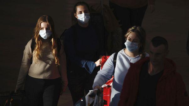 Virus Outbreak-Business Travel