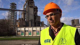 Vers une industrie européenne du ciment plus économe en CO2
