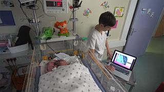 The new AI system safeguarding premature babies from infection