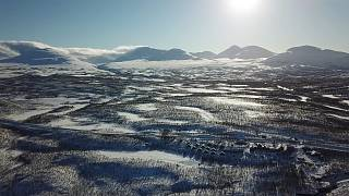 As Arctic Circle winters warm up, what changes lie ahead in the coldest places in Europe?