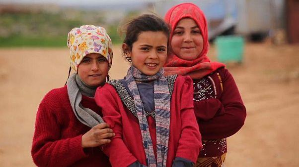 Сирийские беженцы не рады прекращению огня