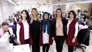 Kırklareli'nde kadın girişimciler