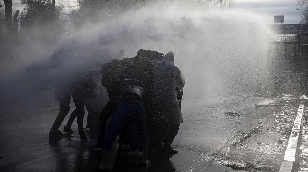 Görög-török határ: pattanásig feszült a helyzet