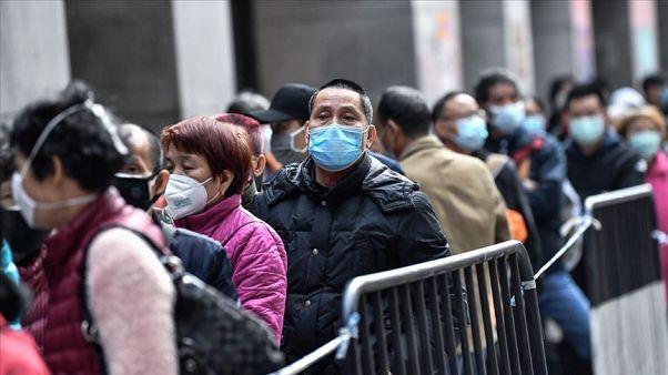 Çin'de Covid-19 salgınında can kaybı 3 bin 72'ye çıktı