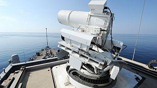 ABD lazer silah sistemi