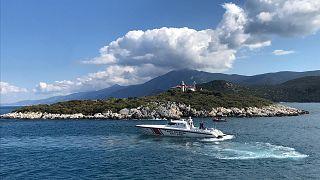 Sahil Güvenlik Komutanlığı: Cumhurbaşkanımızın talimatıyla Ege Denizi'nden kaçak geçişleri durdurduk