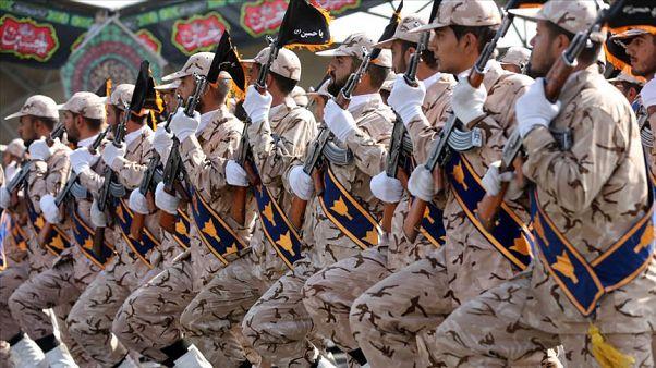 İran Devrim Muhafızları - AA
