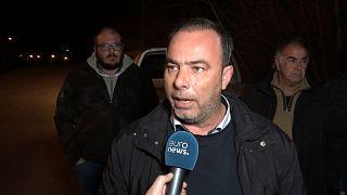 Türkiye'den kaçak geçişlere karşı Yunan çiftçiler polise 'destek' veriyor