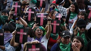 Latin Amerika ülkelerinde rekor katılımlı kadınlar günü hazırlığı
