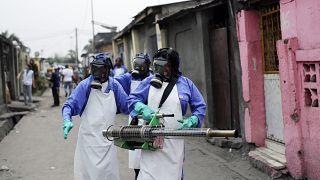 بعيدا عن كورونا وبعد إيبولا.. الكونغو الديمقراطية تسابق الزمن لمكافحة الحصبة