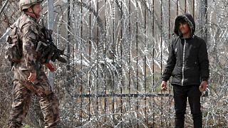 Το euronews στις Καστανιές του Έβρου