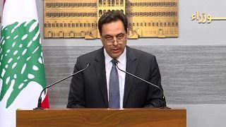 Libanon nem tudja törleszteni adósságait