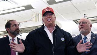 Amerika Birleşik Devleti Başkanı Donald Trump