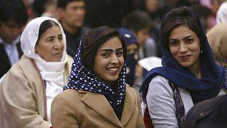 مراسم روز جهانی زن در سال ۲۰۱۸ در افغانستان