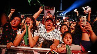 APTOPIX Mexico International Womens Day