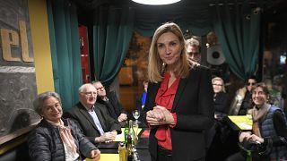Paris 15. Bölge Belediye Başkanı adayı Agnes Evren