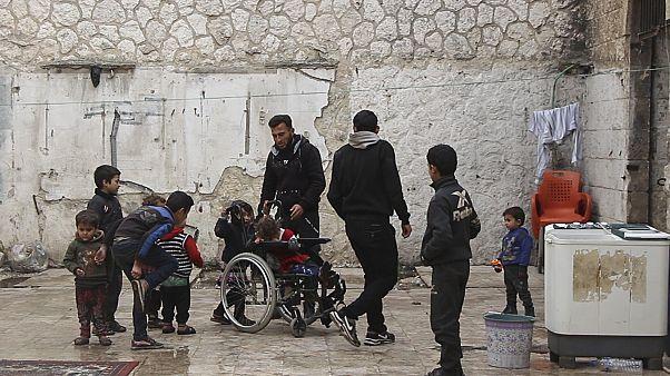Suriye'nin İdlib kenti
