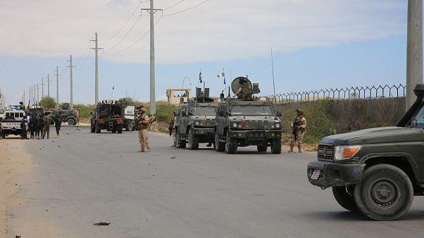 Somali'de Eş-Şebab'ın komutanı öldürüldü
