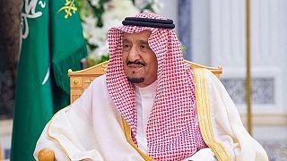 Suudi Arabistan Kralı Selman bin Abdulaziz (Arşiv)