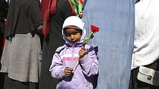 Οι γυναίκες του συριακού Κουρδιστάν γιορτάζουν