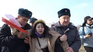 Κιργιστάν: Συλλήψεις φεμινιστριών