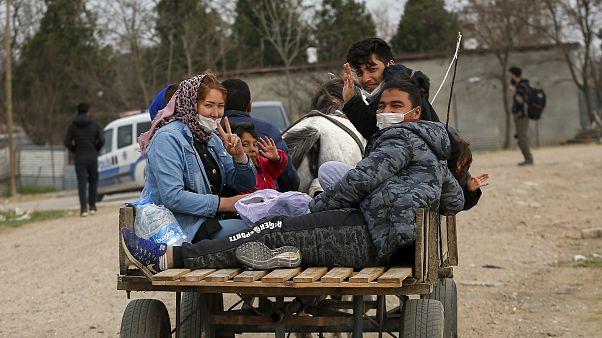 Migrants : Recep Tayyip Erdogan appelle la Grèce à ouvrir ses frontières
