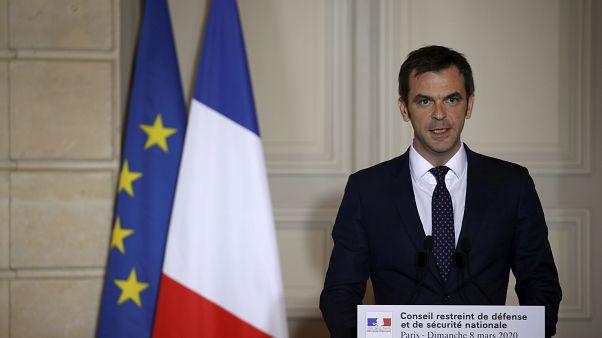 France Virus Outbreak