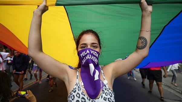 Dia da Mulher no Brasil integra vários protestos