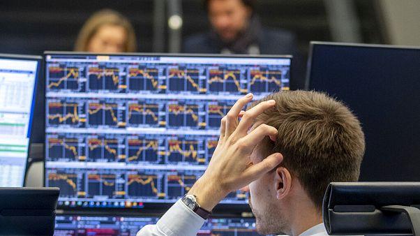 El coronavirus y la guerra del petróleo dejan en 'caída libre' a las bolsas de valores