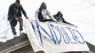 Wegen Maßnahmen gegen Covid-19: Häftlingsaufstand in Italien