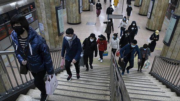 Çin, virüs maskelerinin altındaki yüzü tanımlayacak sistem geliştiriyor