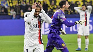 Borussia Dortmund - Paris Saint Germain karşılaşması