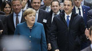 Germany Greece Economy