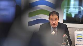 Fabrice Leggeri, executive director of Frontex, has been accused of delaying reforms.